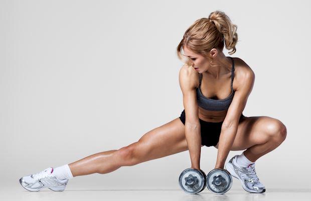 В борьбе за красивое тело: с фитнесом и без