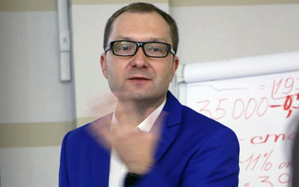 Павел Гринишин. «Всё по полочкам» с украинским экспертом