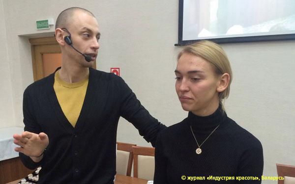 Аркадий Соколовский: «Основной трендовый цвет — марсала, как на губах, так и на глазах»