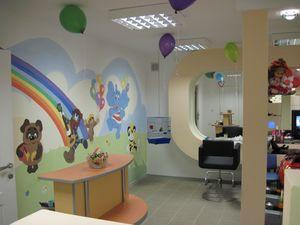 Салонный бизнес в детском мире