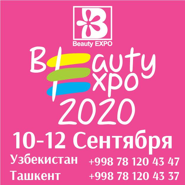 Beauty Expo Uzbekistan 2020