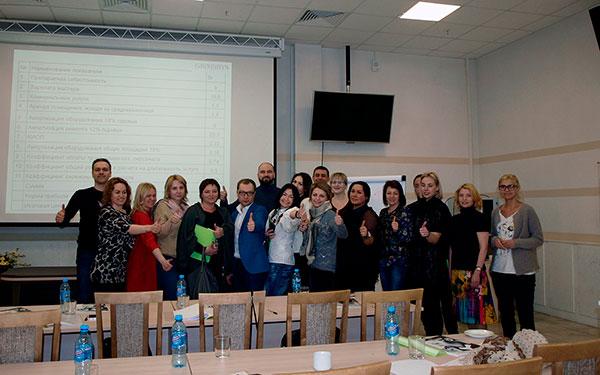 GRINISHYN in Minsk V.2.0 фотоотчет с прошедшего семинара