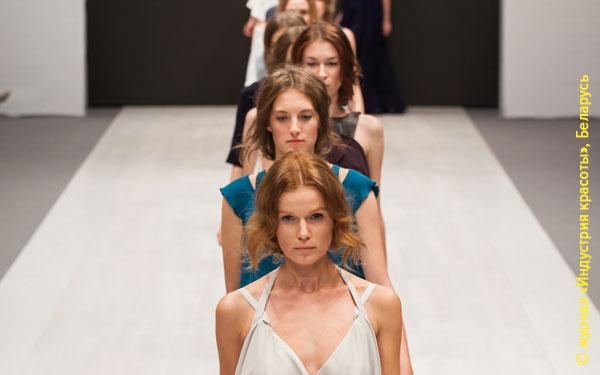 Белорусская неделя моды как инструмент продвижения салона
